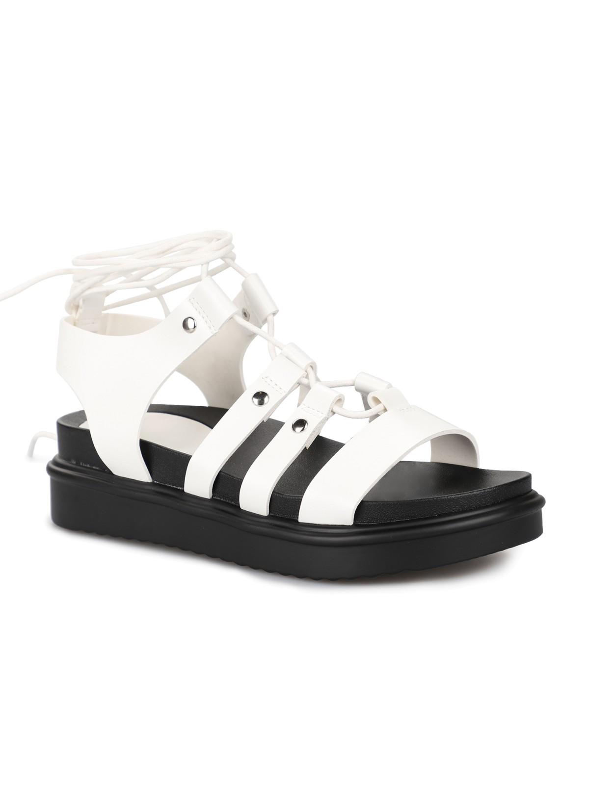Sandales à plateforme