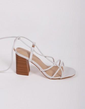 Sandales - Blanc
