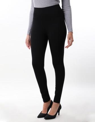 Legging taille haute - Noir
