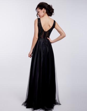 Robes soirée élegant - Noir