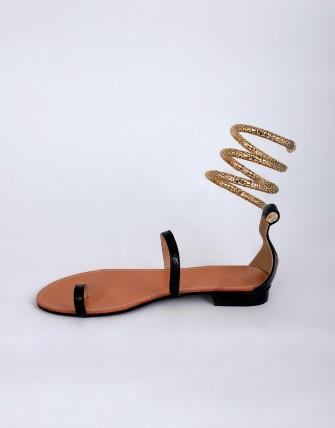 Sandales - Noir